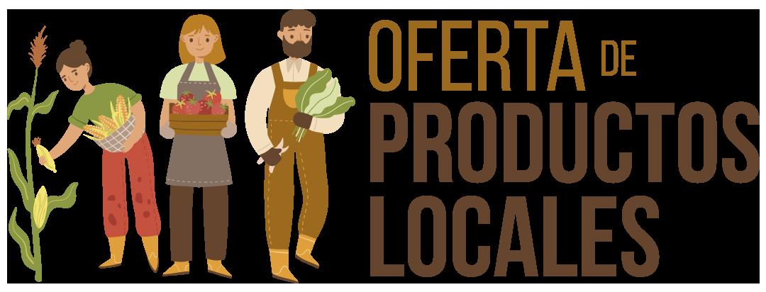 OFERTA DE PRODUCTOS LOCALES